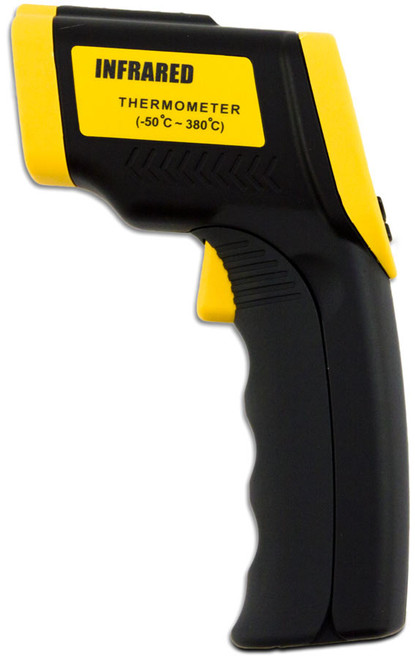 Infrared Thermometer with Laser Sight