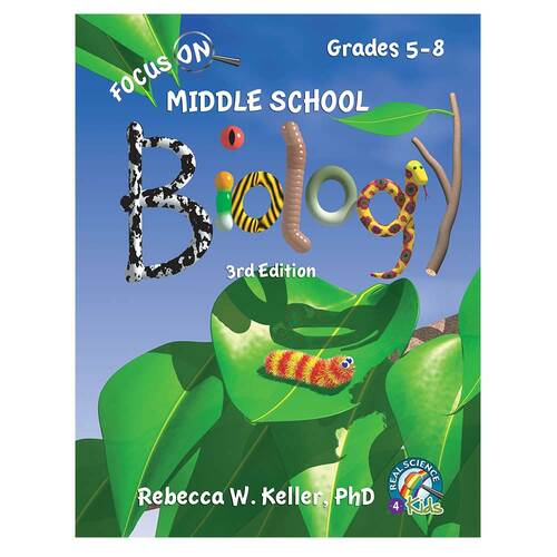 Focus On Middle School Biology Student Text