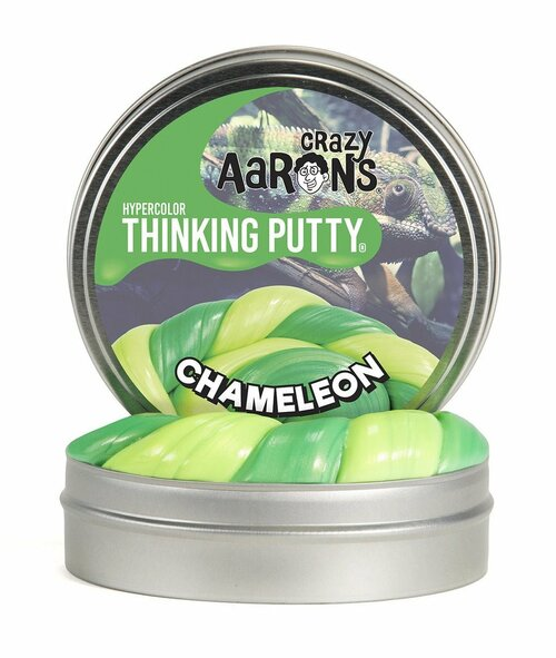 Chameleon Green Thinking Putty
