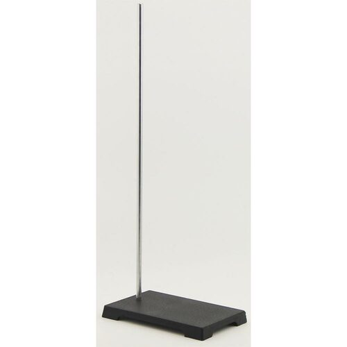 """Support Stand, 5"""" x 8"""" base, 20"""" rod"""