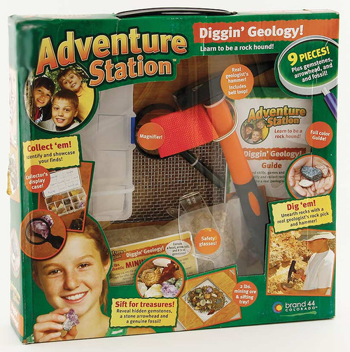 Adventure Station Diggin' Geology Kit
