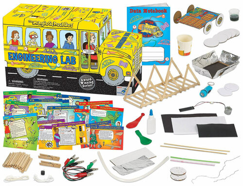 The Magic School Bus Engineering Lab Kit