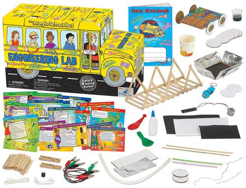 The Magic School Bus Engineering Lab Kit