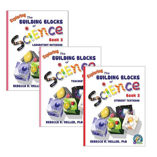 Exploring the Building Blocks of Science Book 3 Set