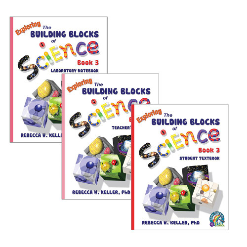 Exploring the Building Blocks of Science Book 3 Set