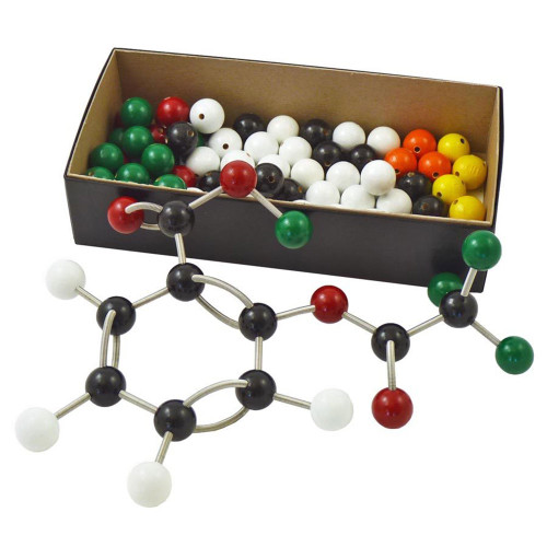 Molecular Model Set, Large