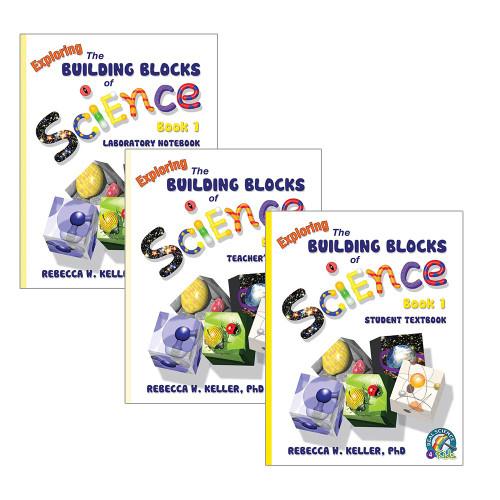 Exploring the Building Blocks of Science Book 1 Set