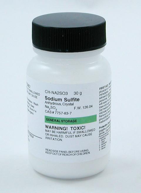 Sodium Sulfite, 30 g