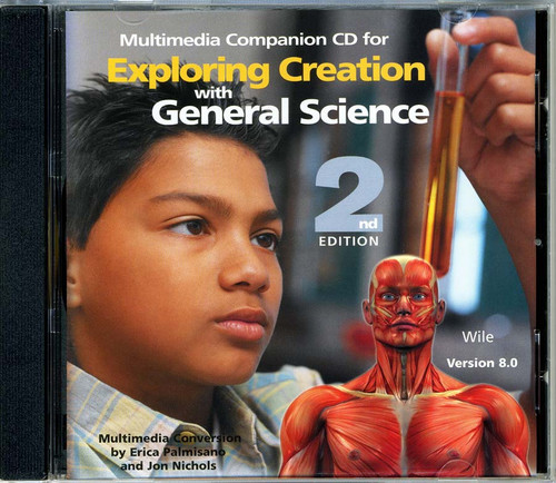 Apologia General Science Companion CD