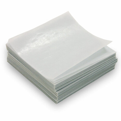 "Weighing Paper, 4"" x 4"", 500 sheets"
