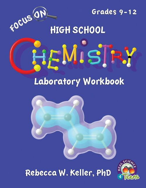 Focus On High School Chemistry Lab Workbook