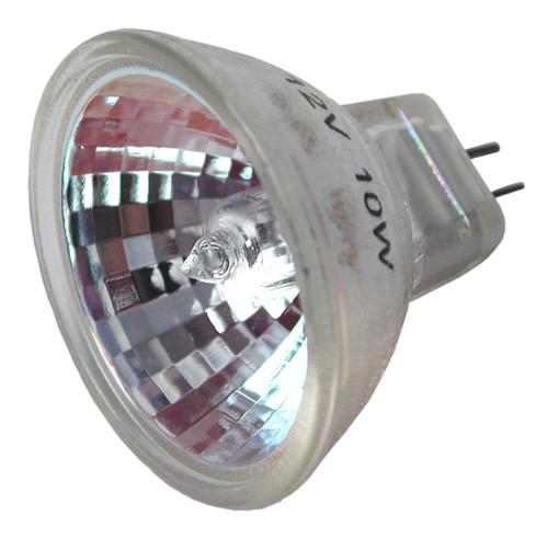 Bulb, 10 watt, 12 volt halogen with reflector