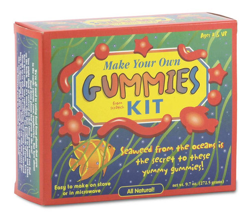 Make Your Own Gummies Kit