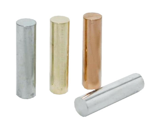 Density Cylinders Set of 4