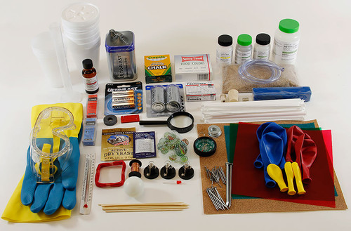 Lab Kit for Apologia Chemistry and Physics