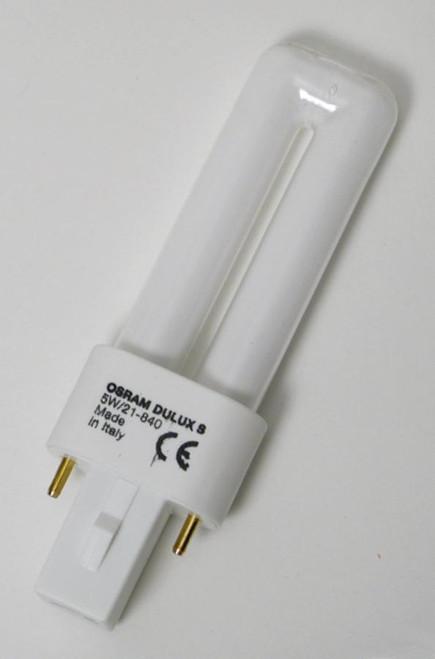 Bulb,  5 watt, 110-120 volt fluorescent