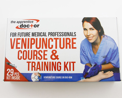 Venipuncture Course & Kit