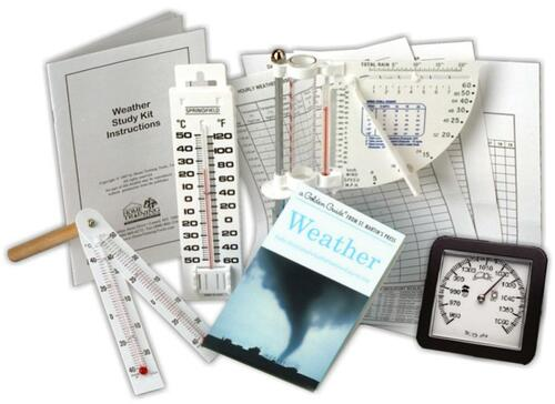 weather kit contents