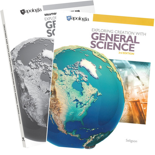 Apologia General Science - Text, Tests, & Key
