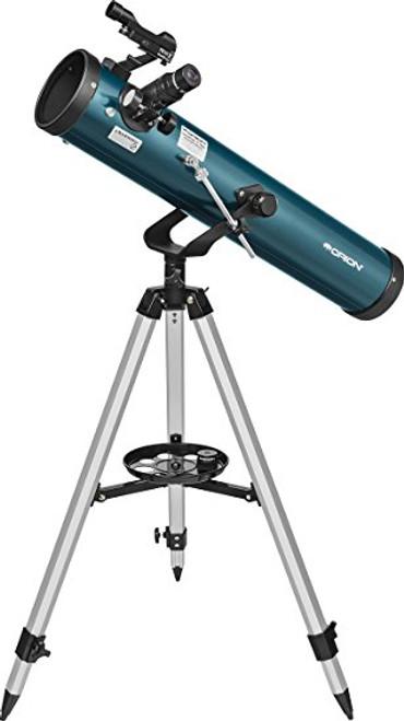 Orion SpaceProbe II 76 mm Altazimuth Reflector Telescope