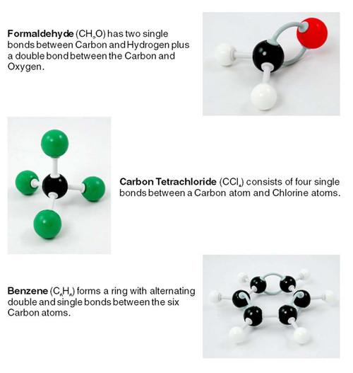 Molecular Model Set, Organic/Inorganic