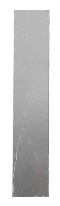 """Aluminum, metal electrode, 4"""""""