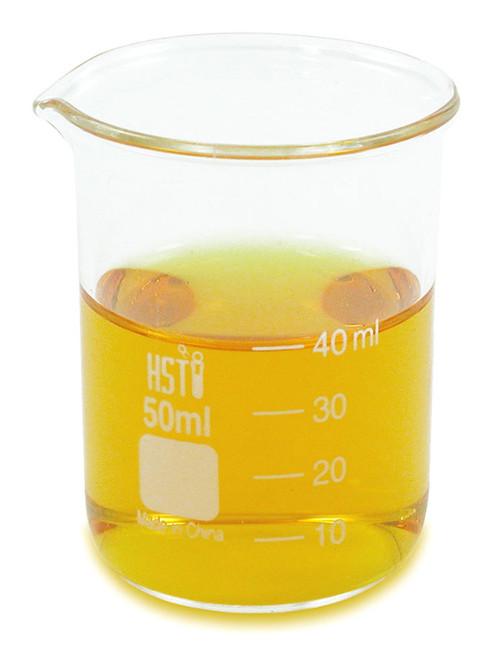 Beaker, glass,  50 ml