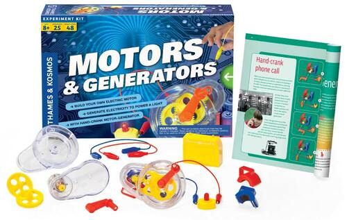 Thames & Kosmos Motors & Generators