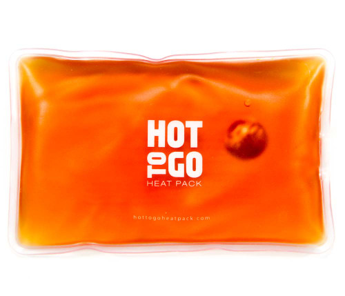 Hot-To-Go Reusable Exothermic Heat Pack