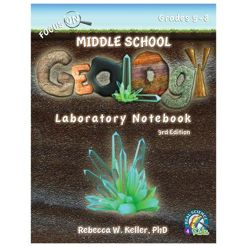 Focus On Middle School Geology Lab Workbook