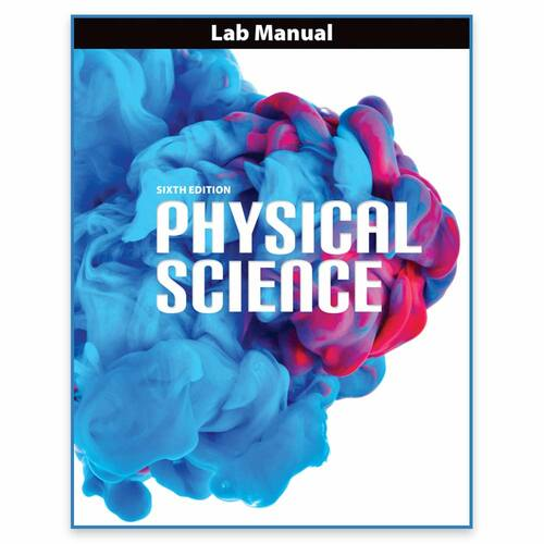 BJU Press Physical Science 9 Lab Manual