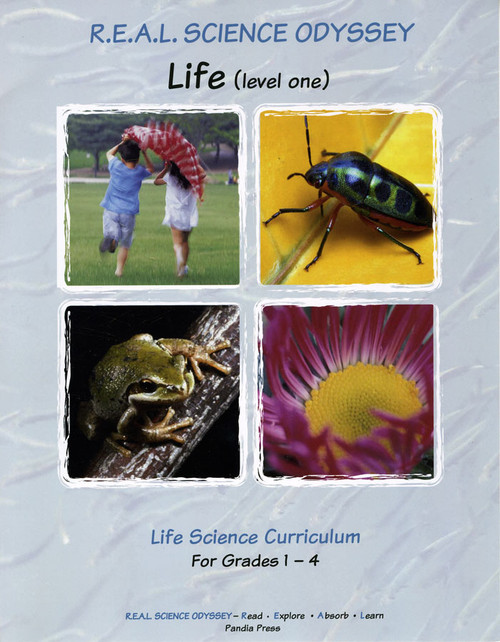 R.E.A.L. Science Odyssey Life Science 1 Textbook
