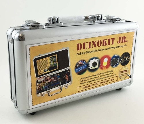 DuinoKit Jr. Arduino Based Prototyping Kit