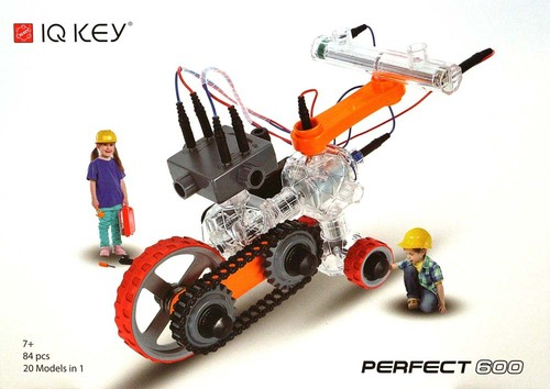 IQ-Key Perfect 600 Kit