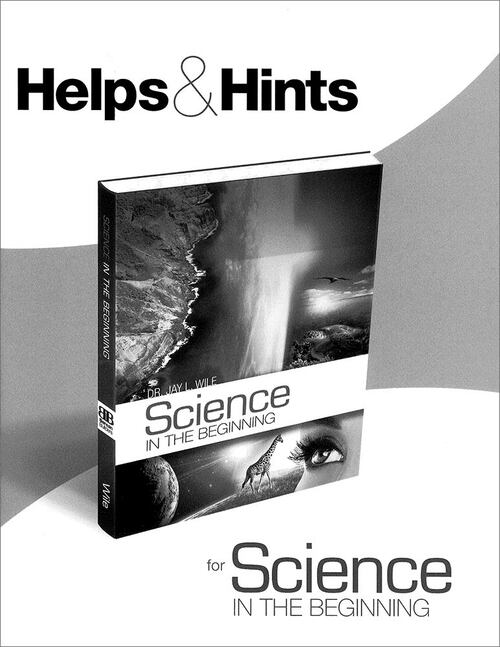 Berean Builder Science in the Beginning - Key Only