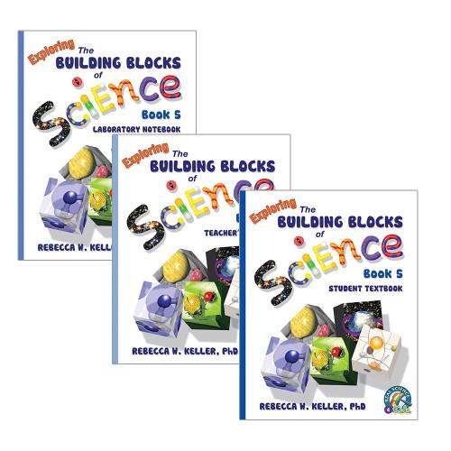 Exploring the Building Blocks of Science Book 5 Set