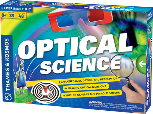 Thames & Kosmos Optical Science
