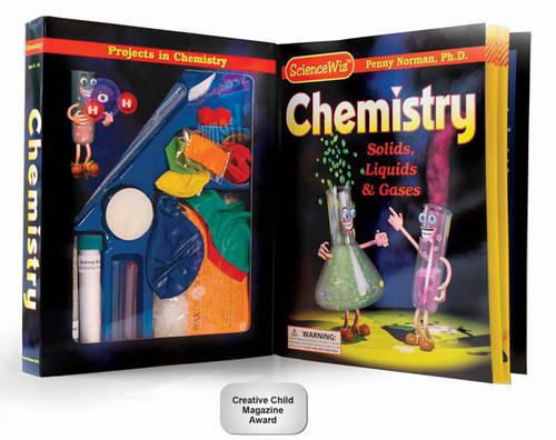 Science Wiz Chemistry Kit
