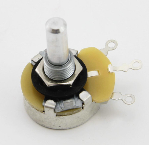 Potentiometer, 100 ohm, 5 watt, linear