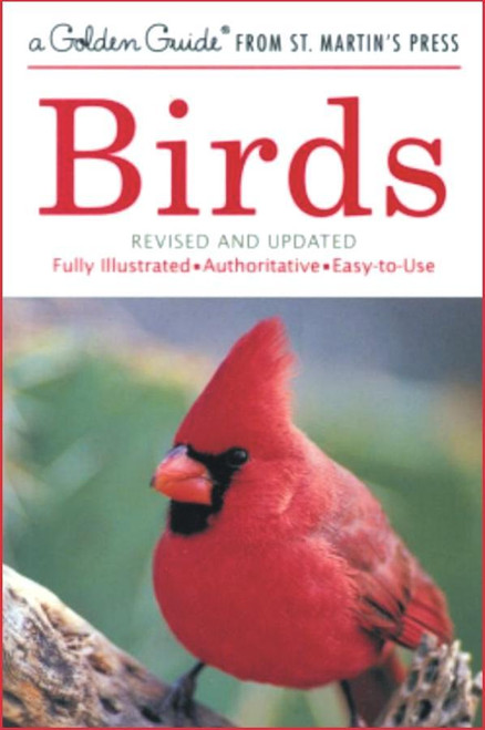 Birds Golden Guide