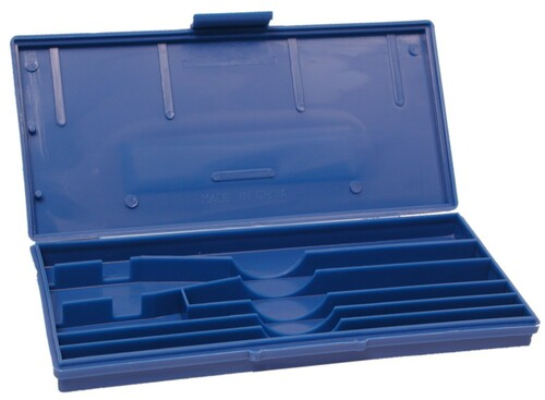 Dissection Tool Case, hard plastic
