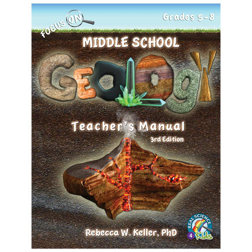 Focus On Middle School Geology Teacher's Manual