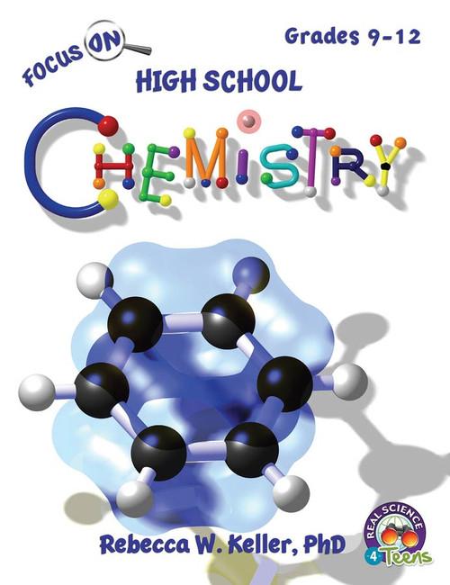 Focus On High School Chemistry Set