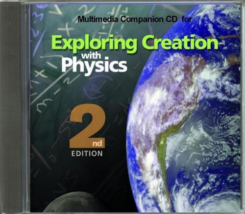 Apologia Physics Companion CD