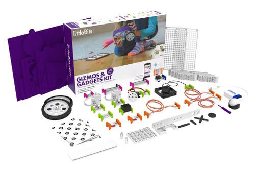 littleBits Gizmos & Gadgets