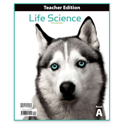 BJU Press Life Science 7 Teacher's Edition