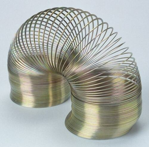 Slinky, metal, extra large