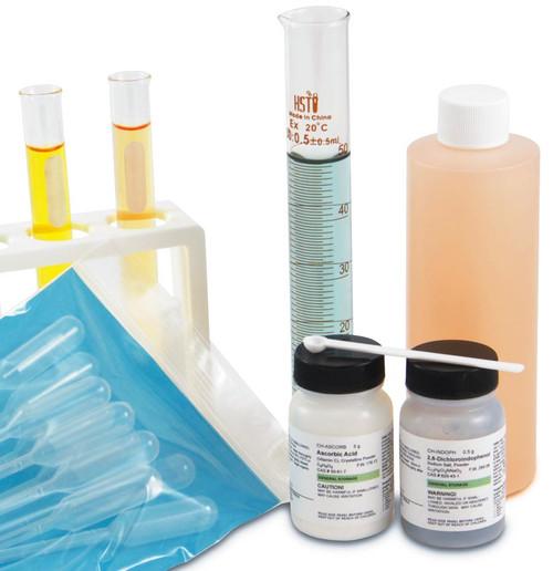 Vitamin C Test Experiment Kit
