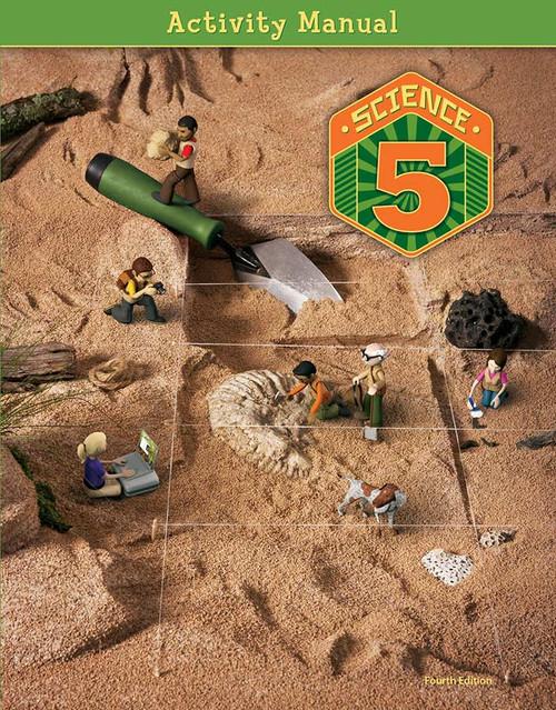 Bob Jones Science 5 Activity Manual