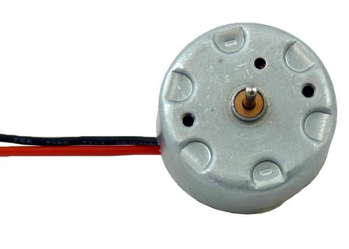Low Speed DC Motor, 0.5-6 volt